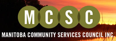 Manitoba Community Services Council logo